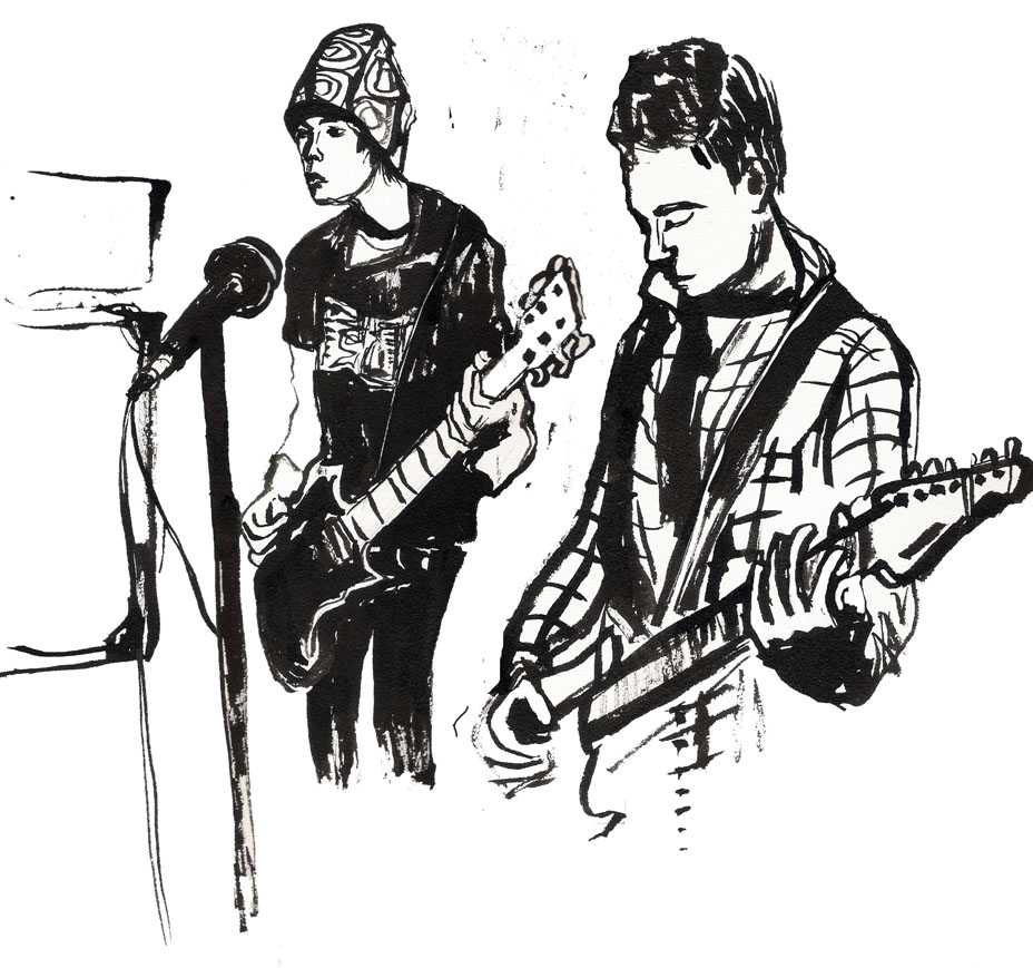 drenge der laver et band 2